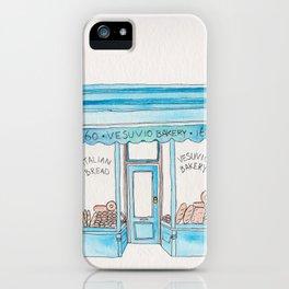 Vesuvio Bakery iPhone Case
