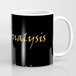 traffic lights problem analysis solution Coffee Mug