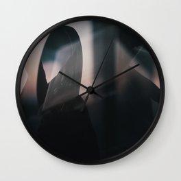 Ghosting Wall Clock