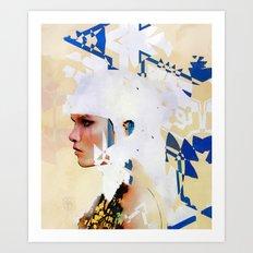 Valkyrie 2 Art Print