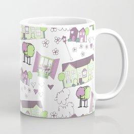 Ticky Tacky Coffee Mug