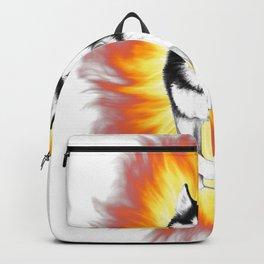 Husky Fire Backpack