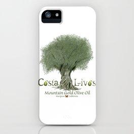 CostaLivos  iPhone Case