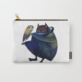 Owl & Spirit Carry-All Pouch