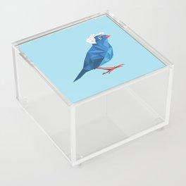 Birdie Sanders Acrylic Box