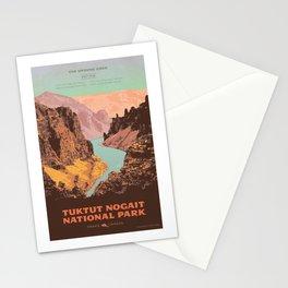 Tuktut Nogait National Park Stationery Cards