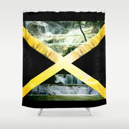 She Ja Makes I and I love her Shower Curtain