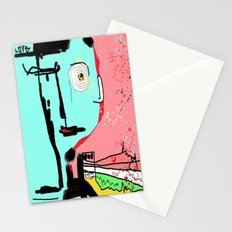 Living is Loving  Stationery Cards