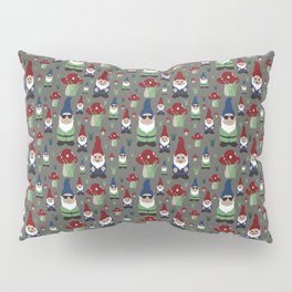 Rollin with my Gnomies Pillow Sham