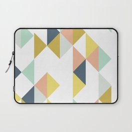 Modern Geometric Design Laptop Sleeve