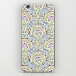 Iris Nouveau iPhone Skin