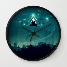 Wireless Camping Wall Clock