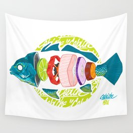 Cebiche! Simple is better! Wall Tapestry