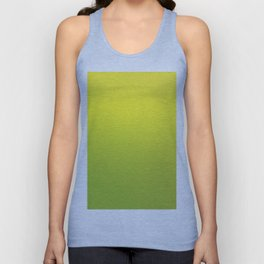 ALOE ISLAND - Minimal Plain Soft Mood Color Blend Prints Unisex Tank Top