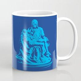 la pieta ,pieta michelangelo , Coffee Mug