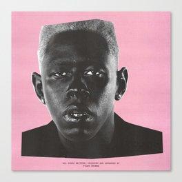 Igor - Album Cover Canvas Print