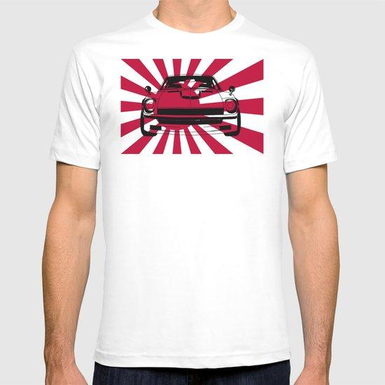 240Z - Rising Sun T-shirt