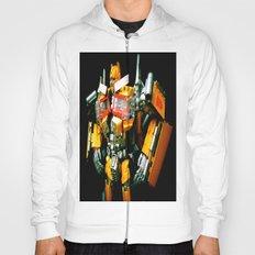 The Golden Optimus Hoody