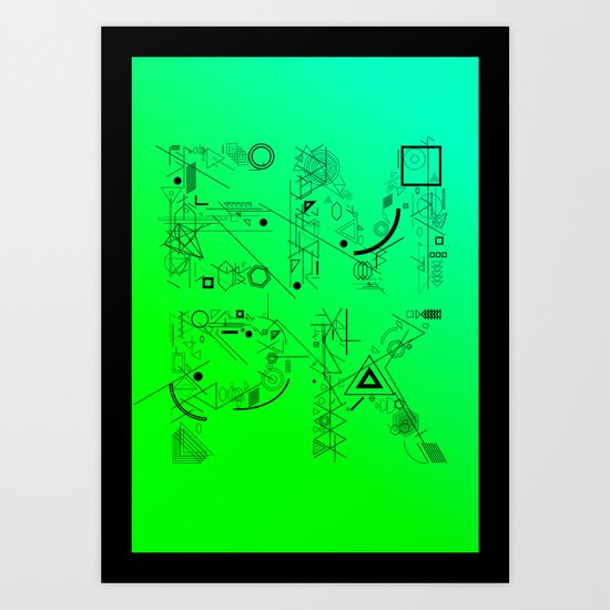 EMPK Art Print