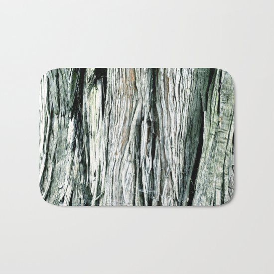 TREE BARK Bath Mat
