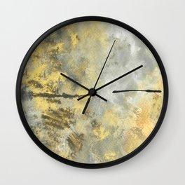 contentment Wall Clock