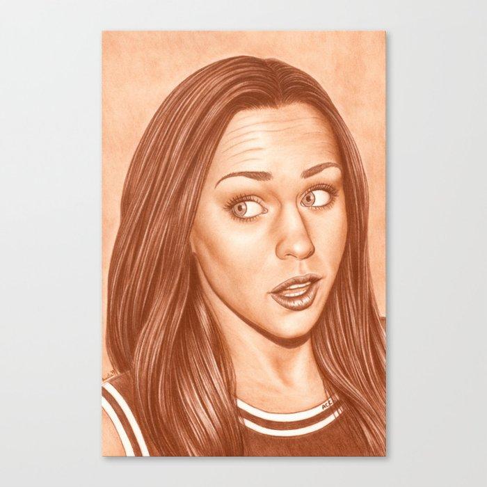 Come again! Canvas Print