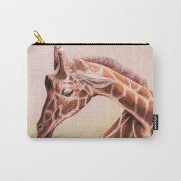 Giraffe: Restful Joy Carry-All Pouch