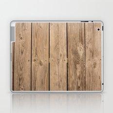 Wood I Laptop & iPad Skin