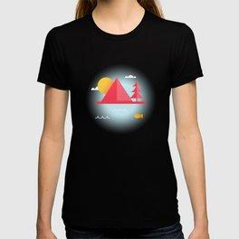 OCEAN TO SKY T-shirt