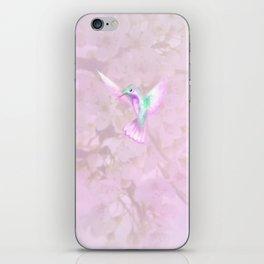 Little Hummingbird iPhone Skin