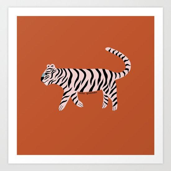 Tiger by ignatiadou