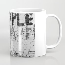 Bill Withers enhanced and grained old photo. For Jazz lovers. Coffee Mug