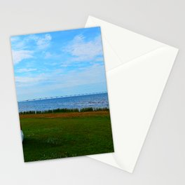 Acadian Playhouse in PEI Stationery Cards