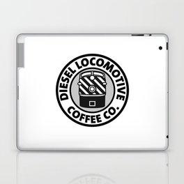 Diesel Locomotive Coffee Co. Laptop & iPad Skin