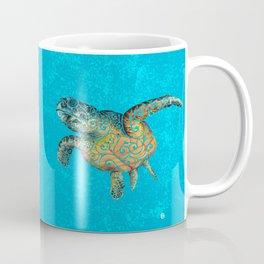 Swirly Turtle Coffee Mug