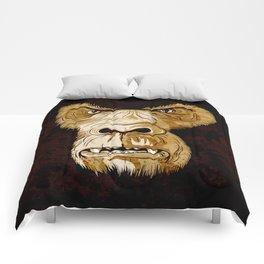 Gorilla Monday Comforters