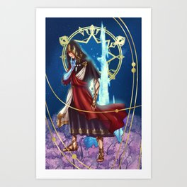 The Exarch Art Print