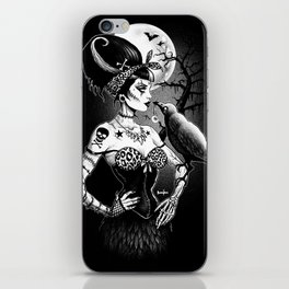 The Gift iPhone Skin