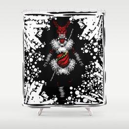 Jokers are wild Shower Curtain