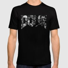 DOOM Mens Fitted Tee Black MEDIUM
