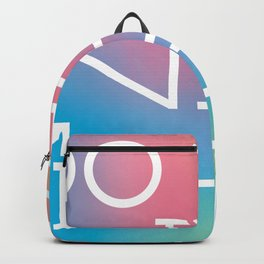 Do the next thing Backpack