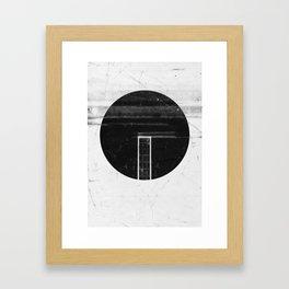 Antipode Framed Art Print