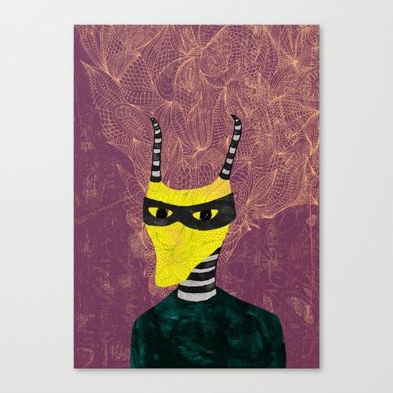 no deer Canvas Print