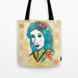 Fleur Tote Bag