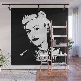 Gwen no doubt Wall Mural