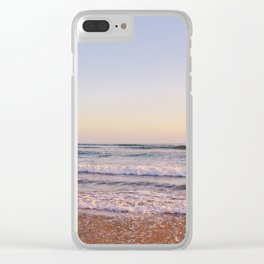 San O Clear iPhone Case