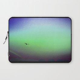 Seagull & Rainbow Laptop Sleeve