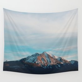 Mount Sopris Sunset 3/19/17 Wall Tapestry