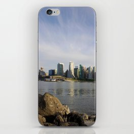 Vancouver Cityscape iPhone Skin