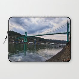 St. Johns Bridge Laptop Sleeve